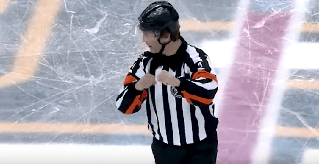 Meet Wes McCauley, the funniest referee in the NHL (VIDEOS)
