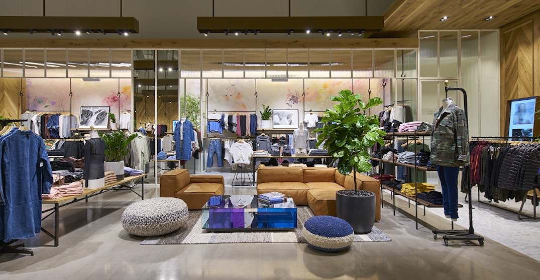 Aritzia's Bloor Street location is getting a massive expansion (PHOTOS)