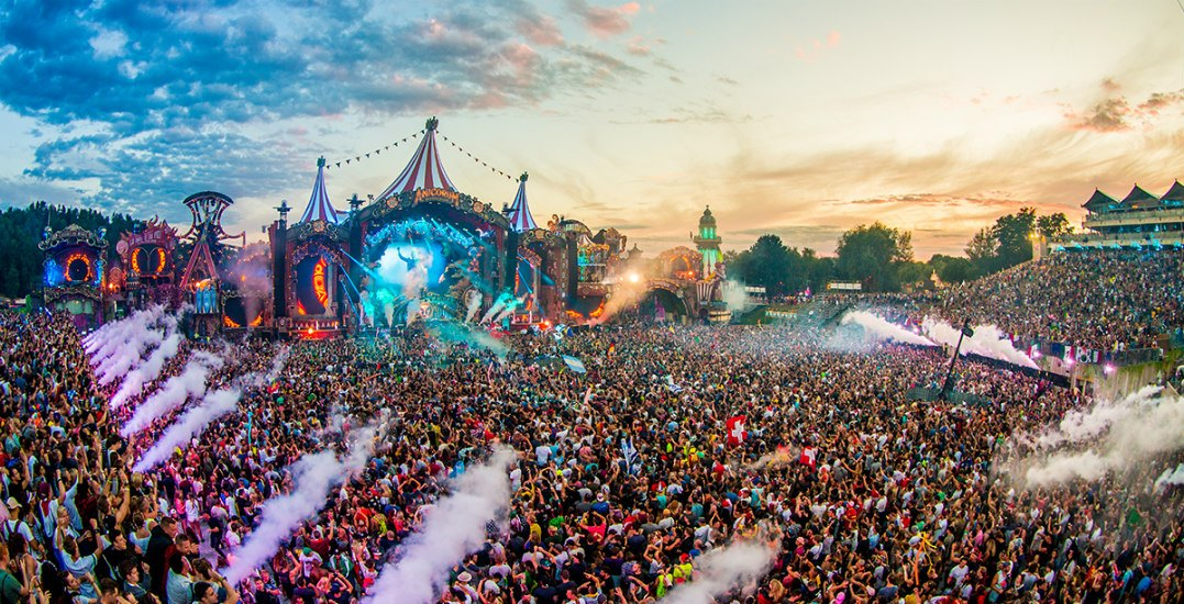 How you can travel Europe the alternative way + party at Tomorrowland