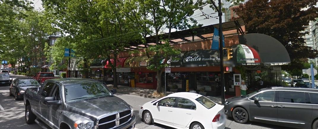 1810 Alberni Street, Vancouver