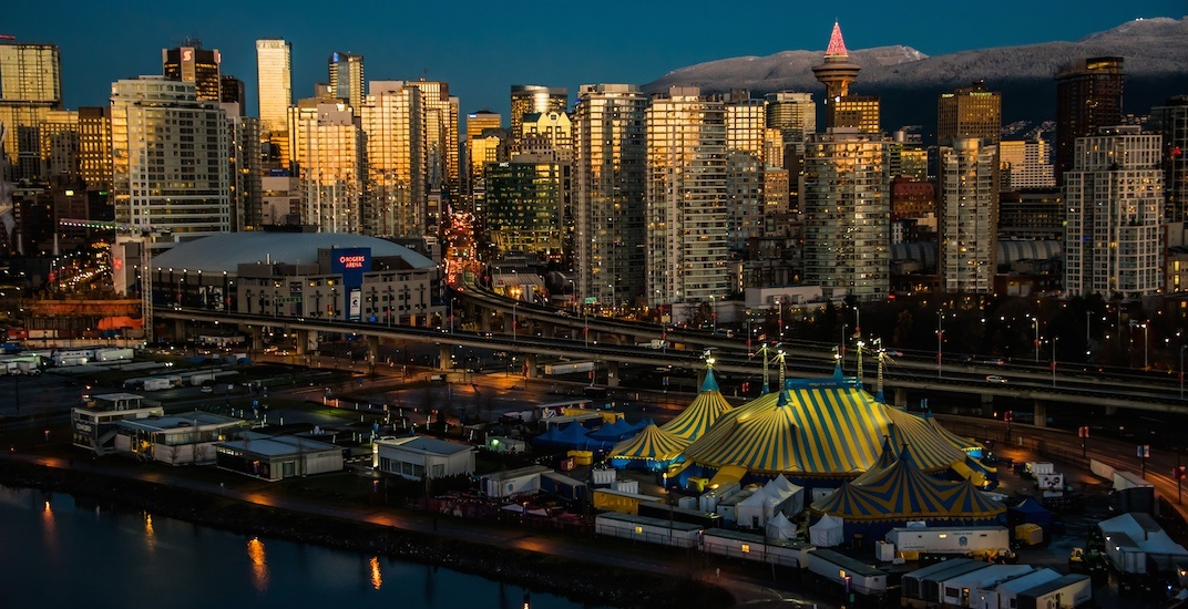 Special events like Cirque du Soleil may not have a home after Northeast False Creek redevelopment