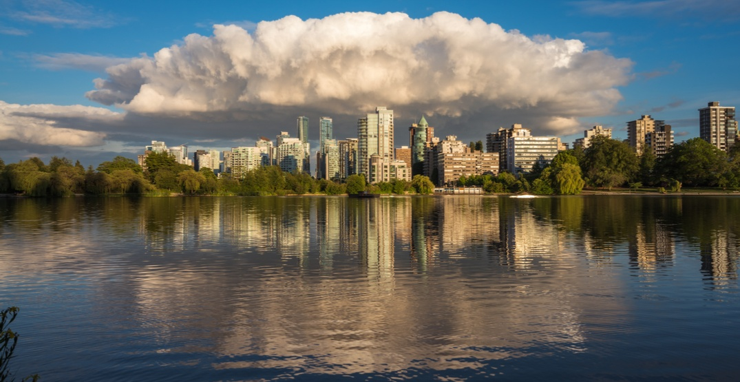 Mixed bag of rain and sun forecasted for Vancouver this weekend
