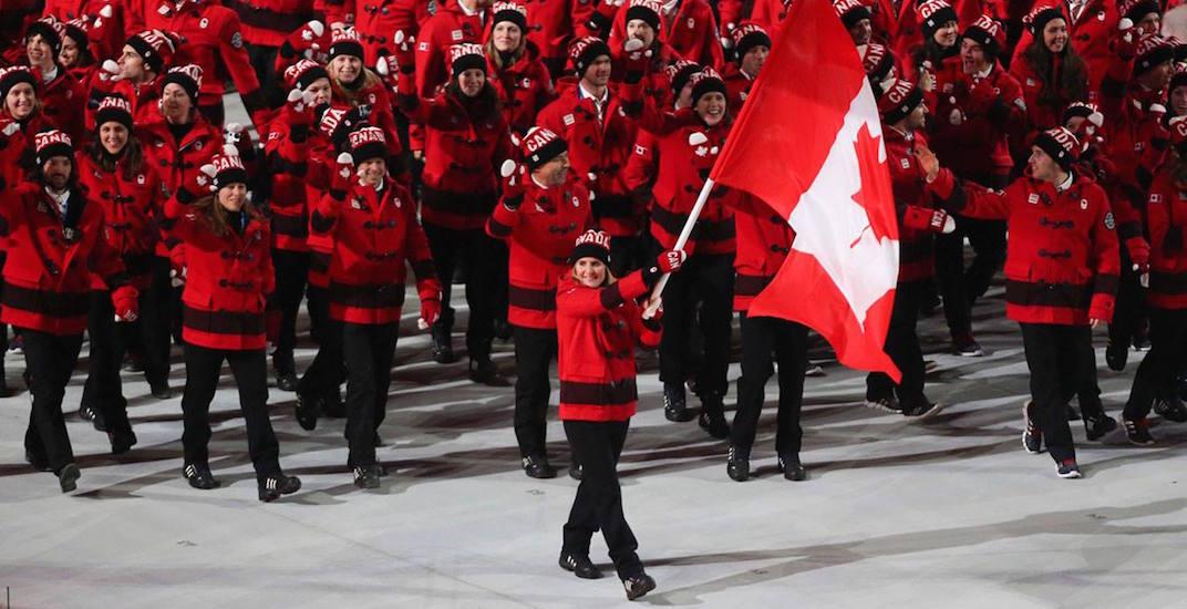 Canada olympics
