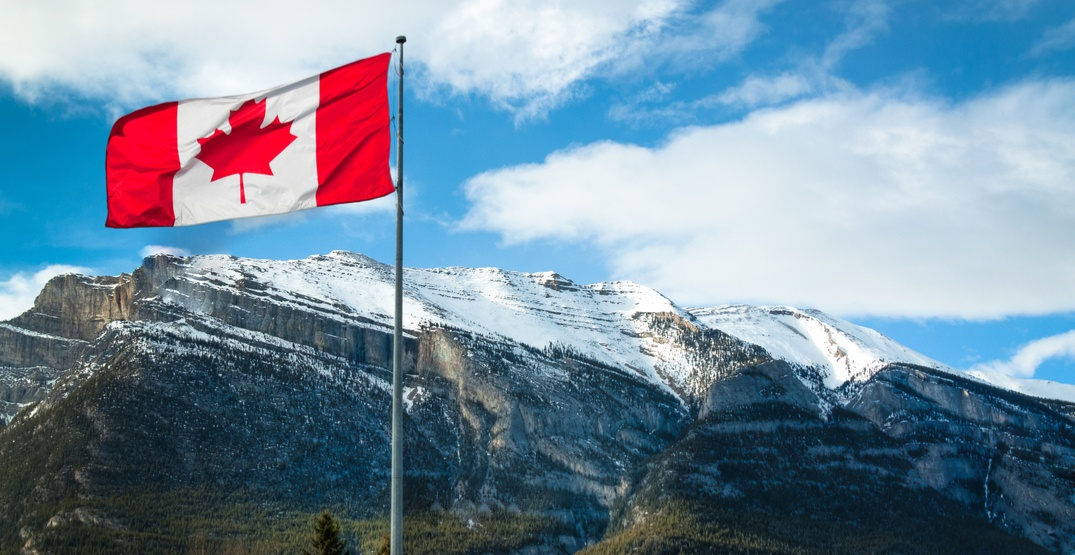 ICYMI: Canada's original national anthem was gender-neutral