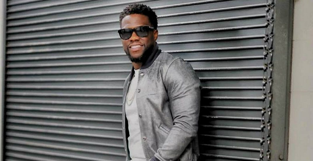 You can see the hilarious Kevin Hart live in Calgary this June