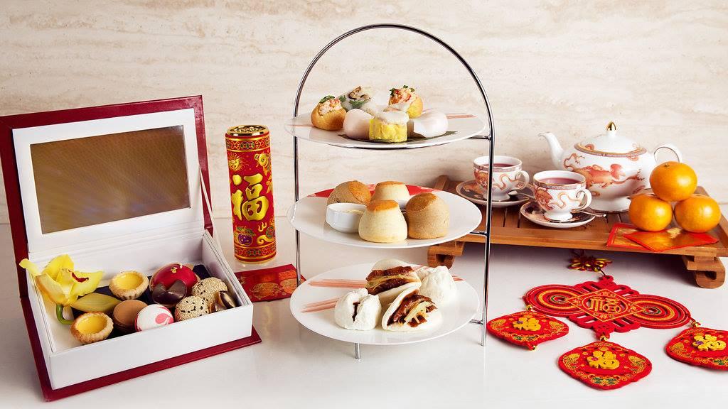 Shangri-La Hotel, Toronto chinese new year high tea