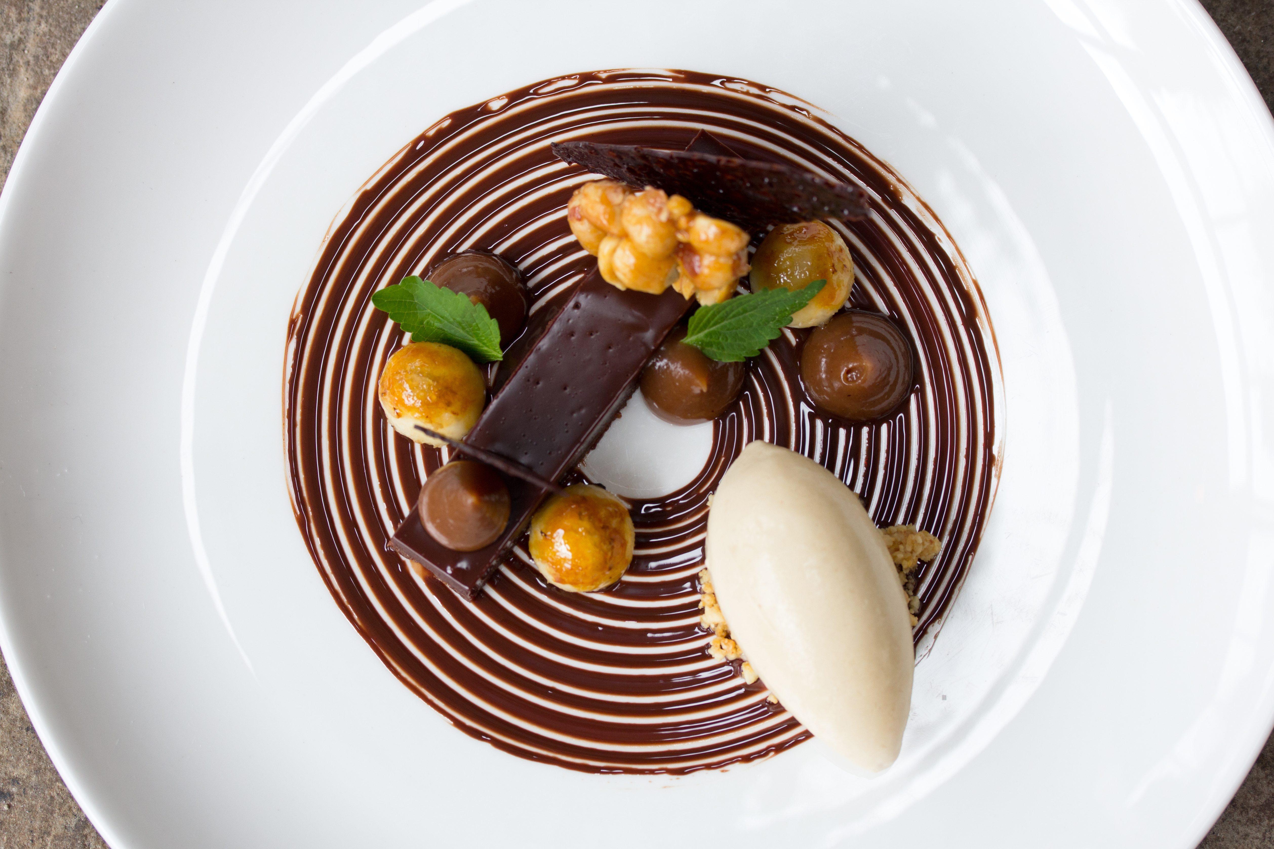 Auberge du Pommier dessert