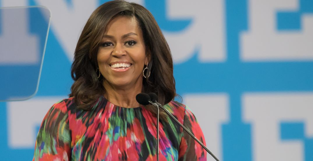 Former First Lady Michelle Obama is coming to BC March 31
