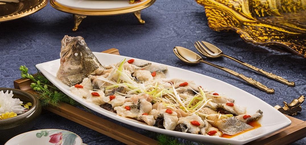 Yu Seafood chinese new year fish