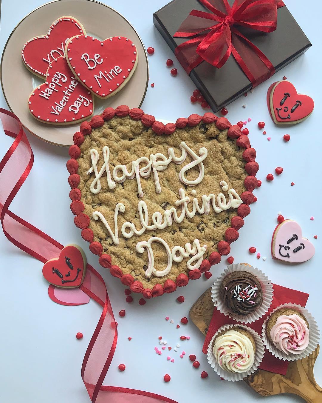Sweet Flour Bake Shop valentine's day