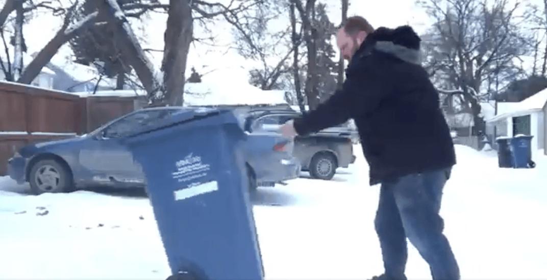 Hilarious Winnipeg curling 'riot' goes viral after Super Bowl (VIDEO)