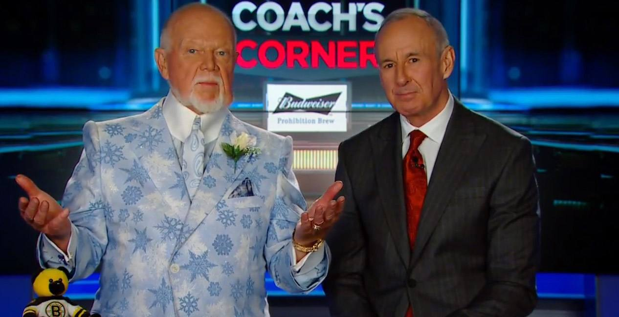Don Cherry's global warming take is latest reason why he needs to retire