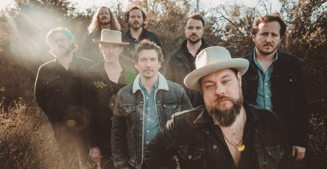 Nathaniel Rateliff & The Night Sweats to headline Burnaby Blues & Roots Fest