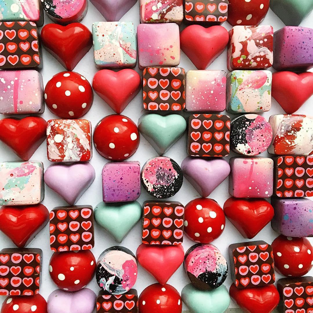 david chow chocolate valentine's day