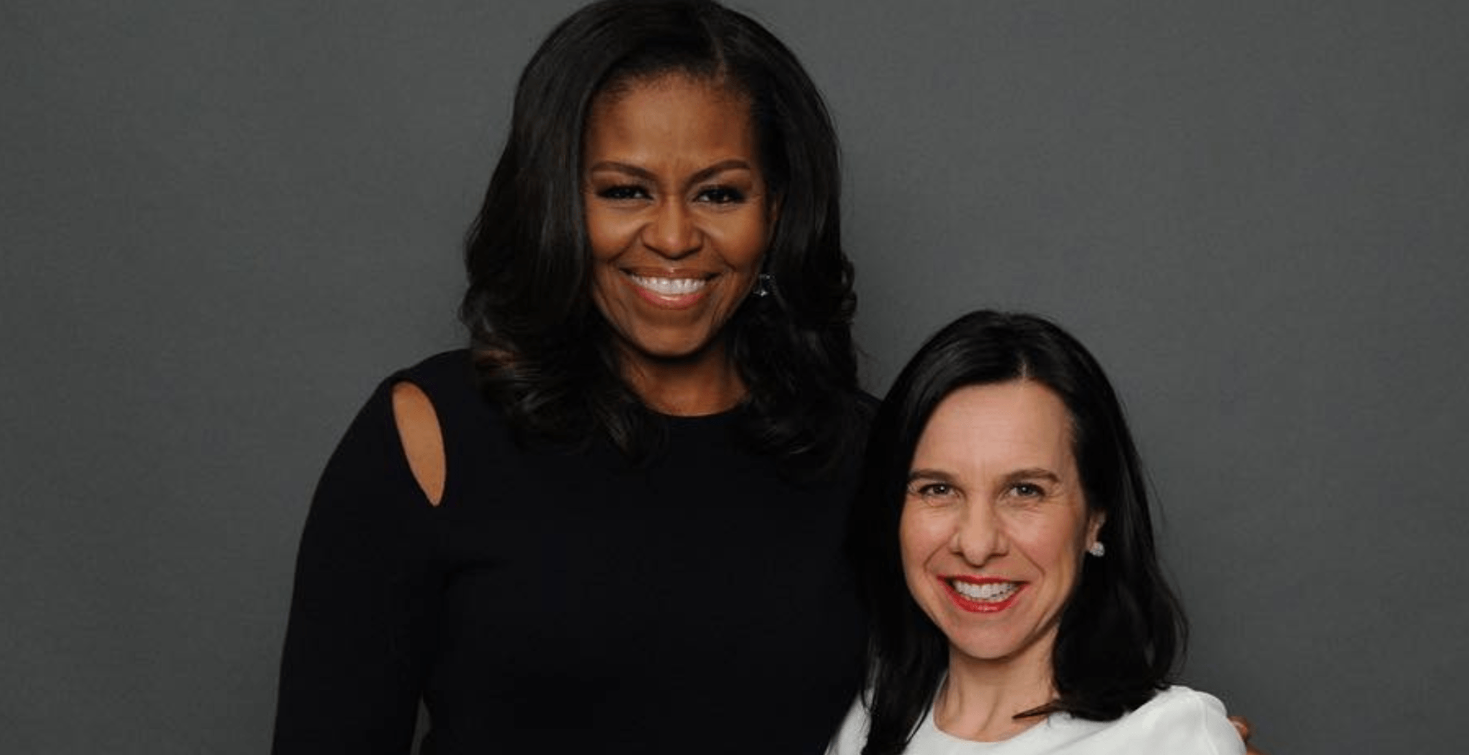 Mayor Valérie Plante meets with former first lady Michelle Obama