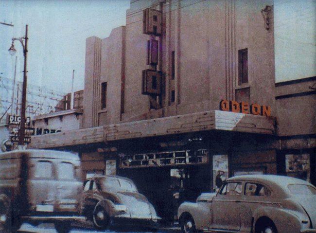 Vintage photo of the Rio Theatre