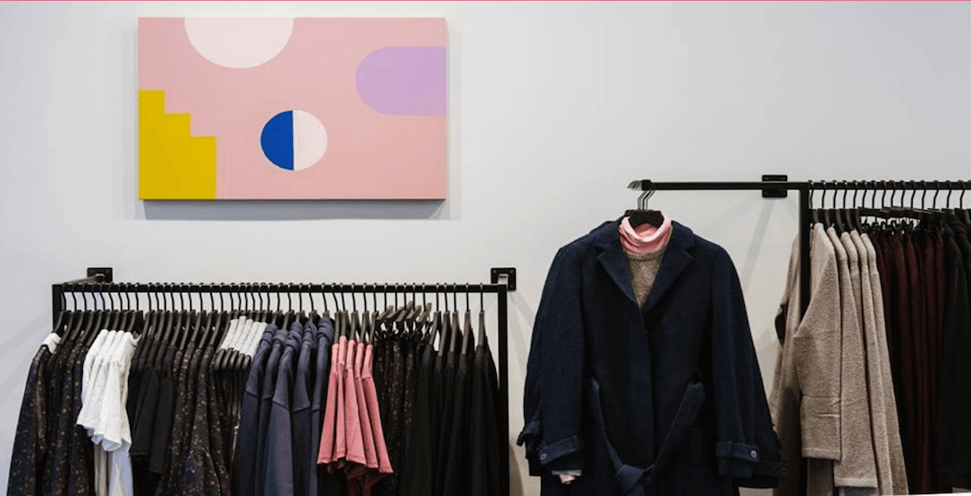 Frank and Oak hosting massive warehouse sale this month
