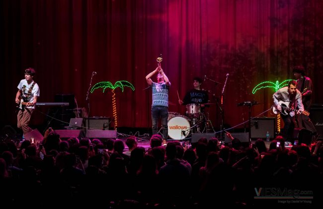 Wallows live in Vancouver at Rio Theatre January 27, 2018