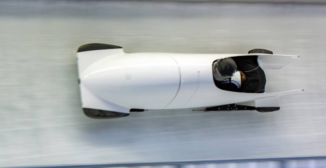 You can 2-person bobsleigh for half-price at Whistler on Valentine's Day