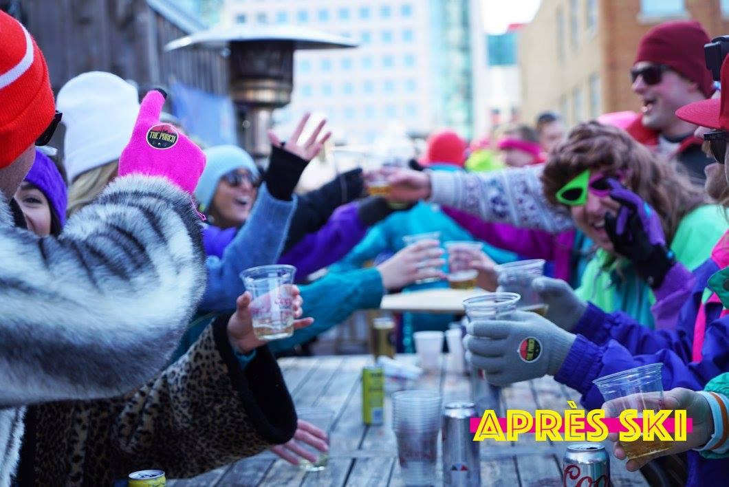 The Porch Toronto apres ski