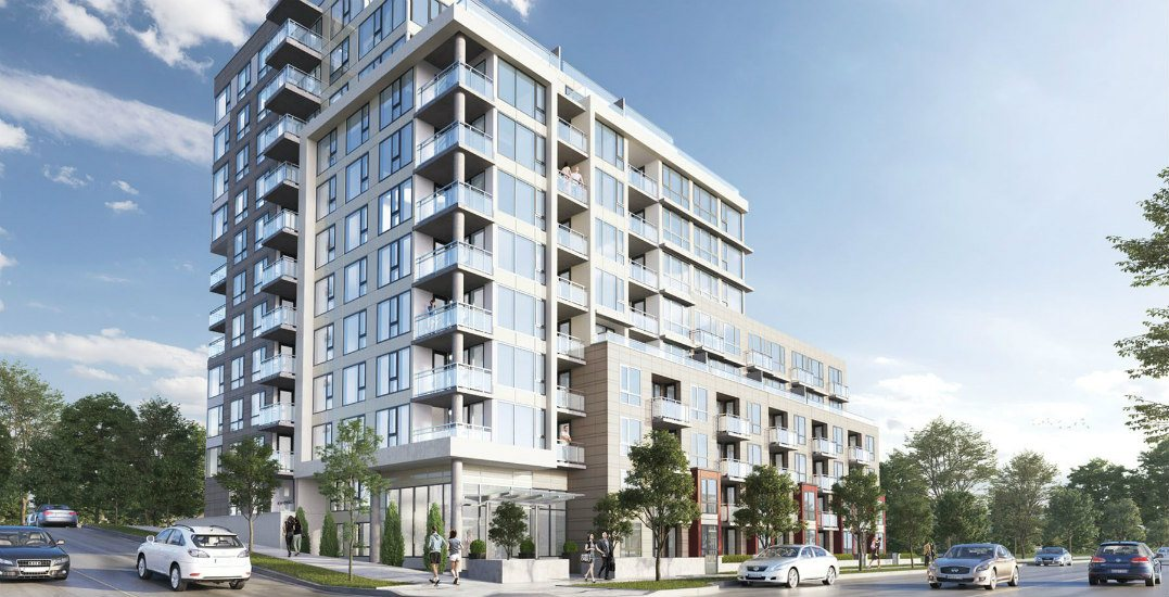 These new South Granville units are designed for the modern renter