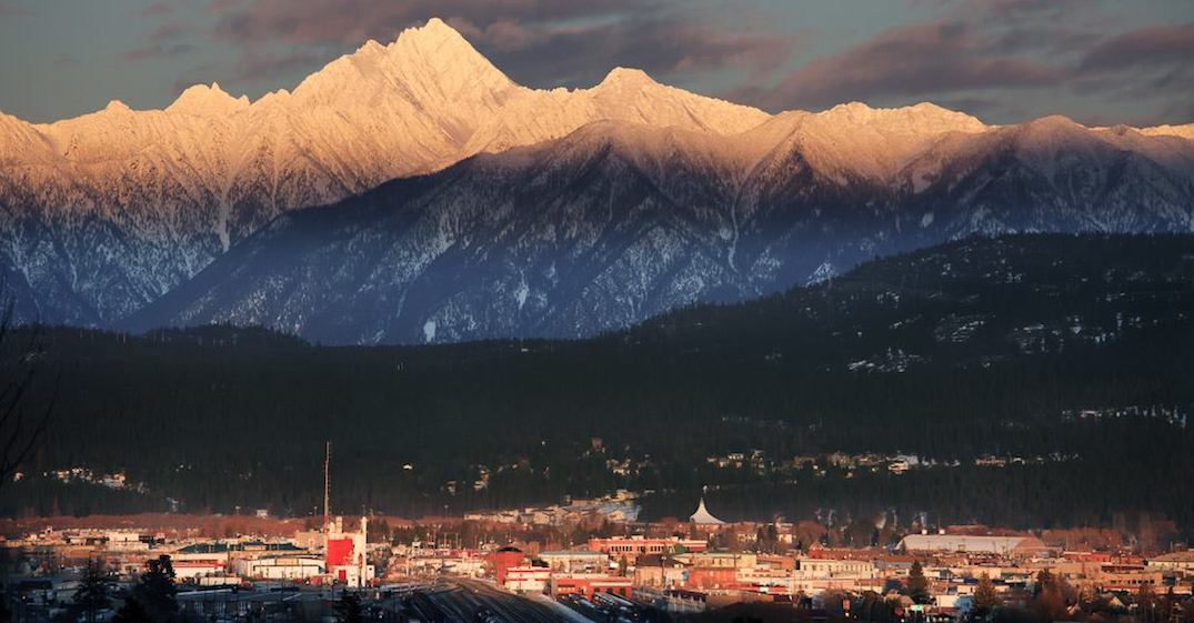 You can fly from Toronto to Cranbrook, BC, for under $260 roundtrip