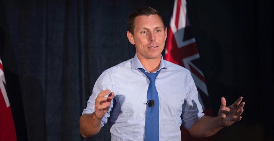 Patrick Brown denies allegations against him, says 'the truth will come out'