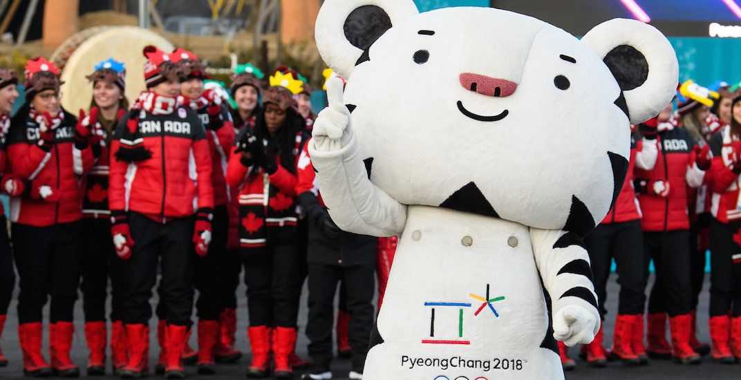 PyeongChang 2018 Winter Olympic events begin TODAY