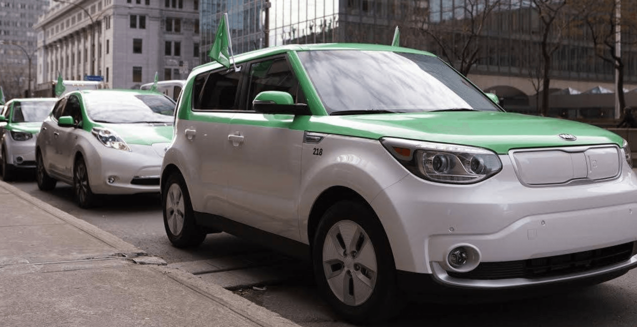 Montreal to see 200 more Téo Taxis on its streets thanks to $17M investment