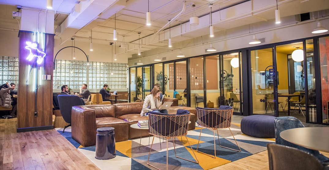 WeWork set to open fifth Toronto location this year