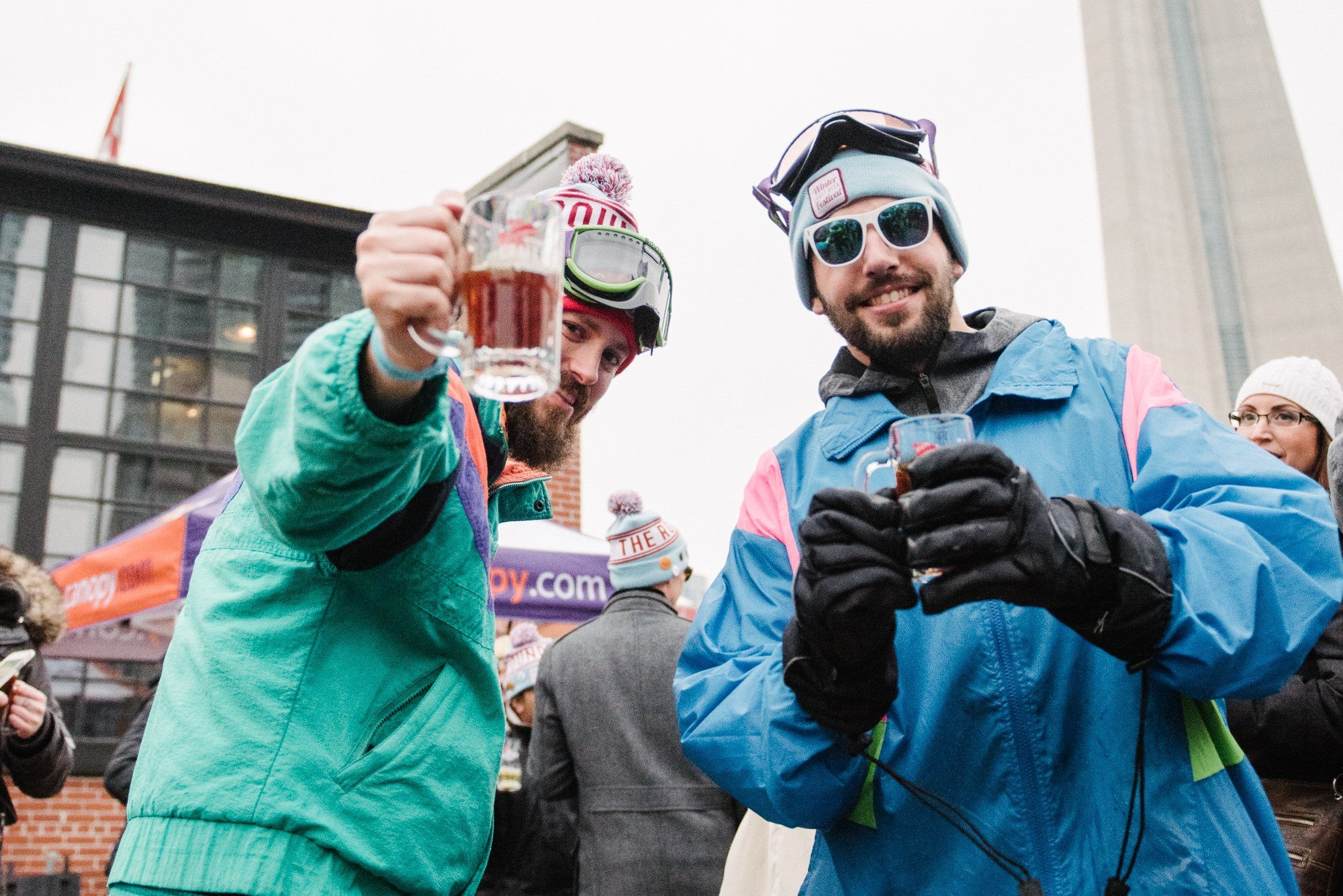 Roundhouse winter craft beer fest is on this weekend in for Craft beer festival toronto