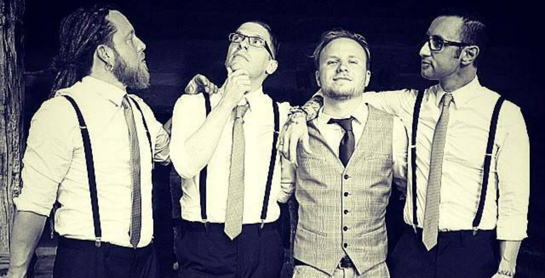 Rock out with Shinedown at their Abbotsford Centre concert this spring