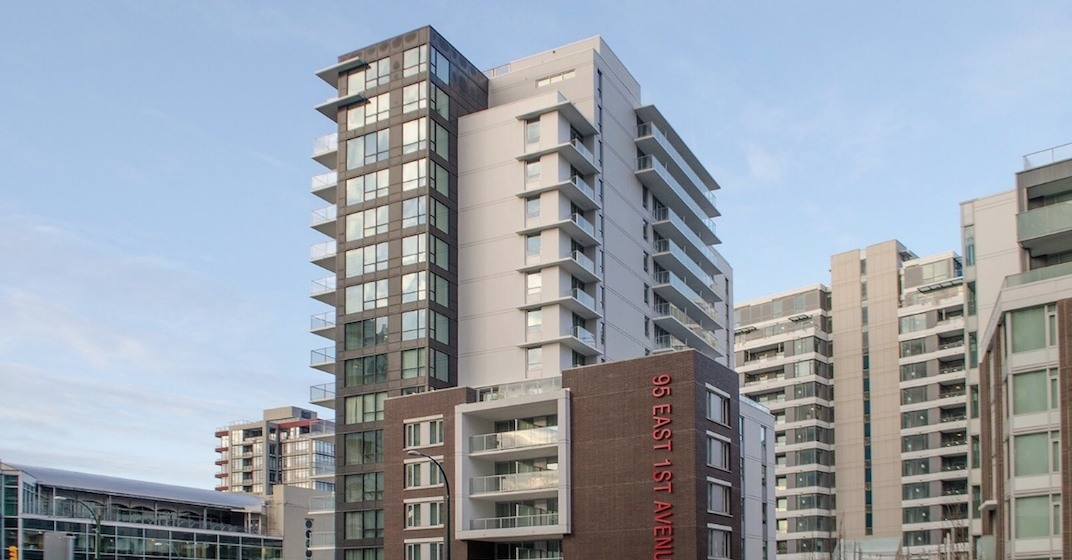 95 east 1st avenue railyard housing co op vancouver olympic village