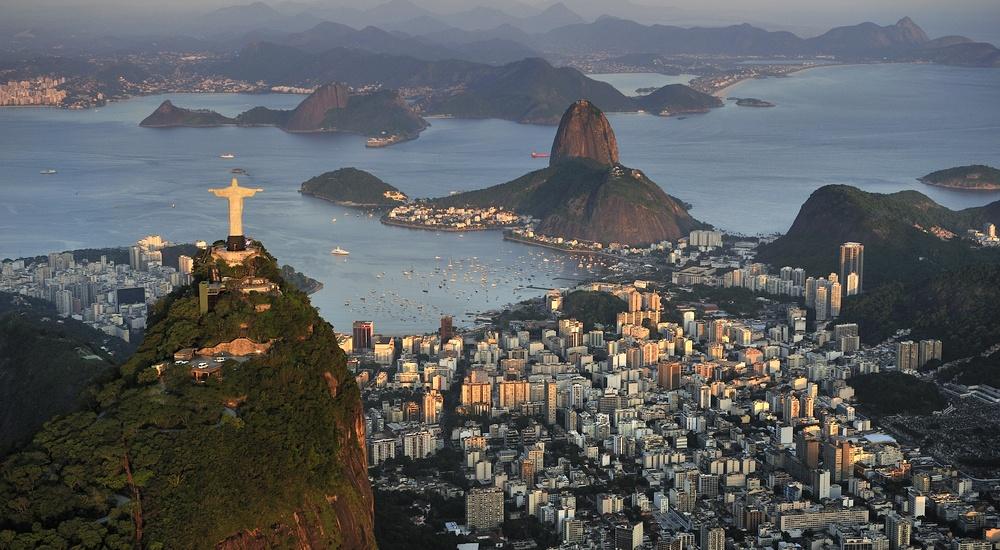 Rio de janeiro brazil christ the redeemer