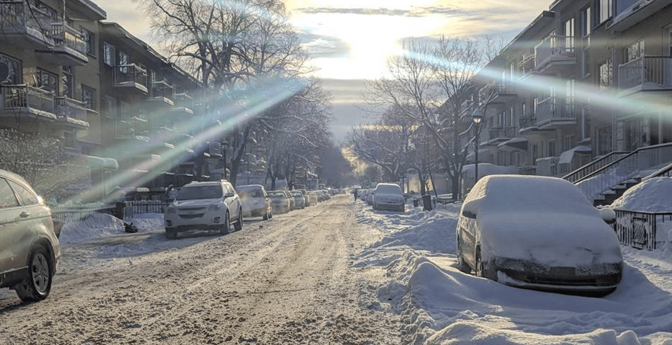 Montreal to launch its first major snow removal of winter tomorrow morning