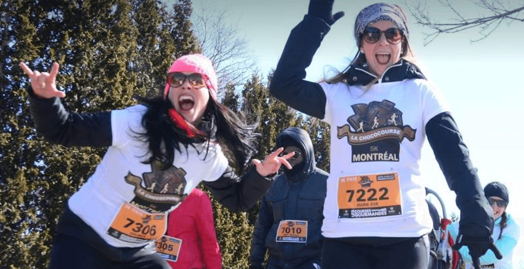 A 5 km 'chocolate run' is happening in Montreal next month