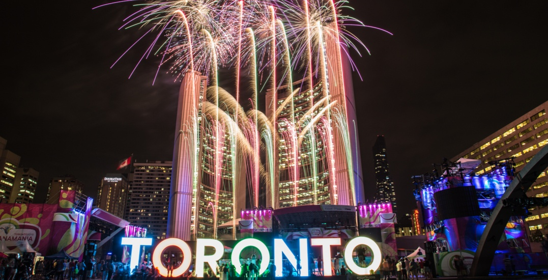 Toronto is throwing an epic four-day party for its 184th anniversary next month