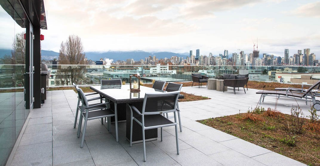 A Look Inside: The private rooftop on this Kitsilano penthouse is unbelievable