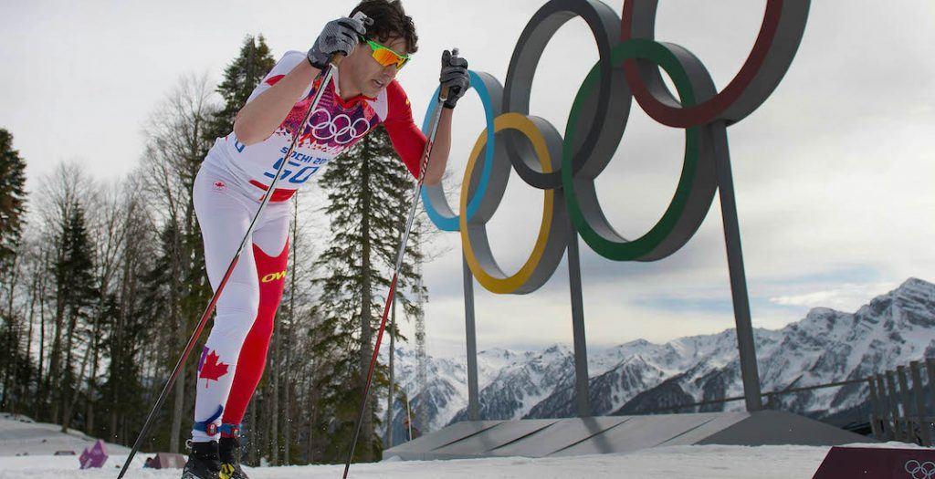 alex harvey cross country skiing sochi 2014