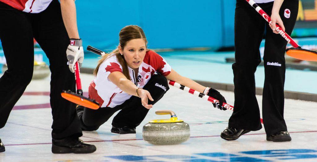 kaitlyn lawes curling sochi 2014