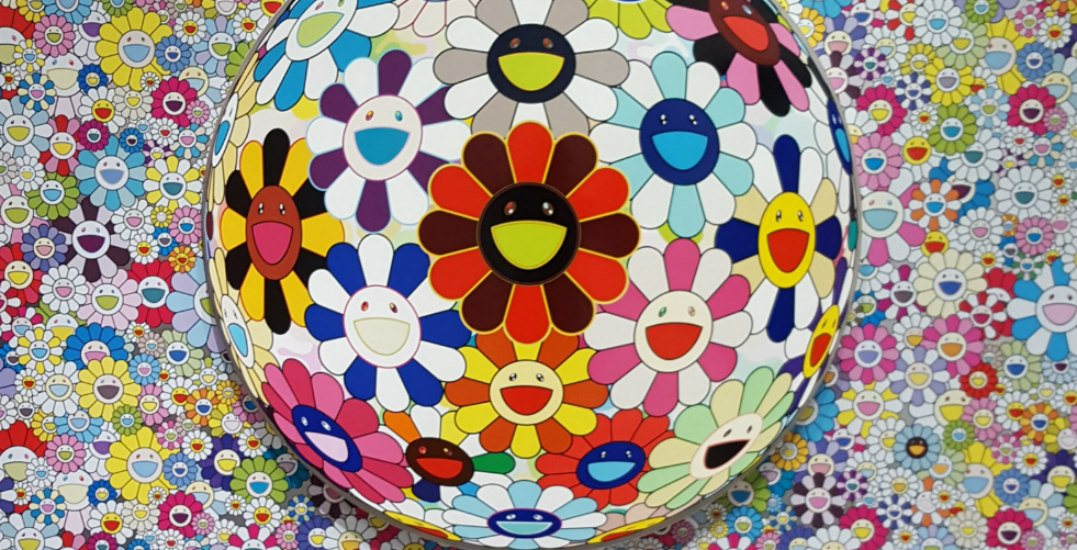Takashi murakamiflower ball