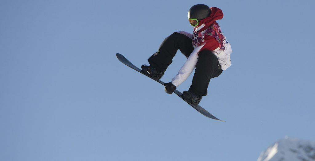 mark mcmorris snowboard sochi 2014