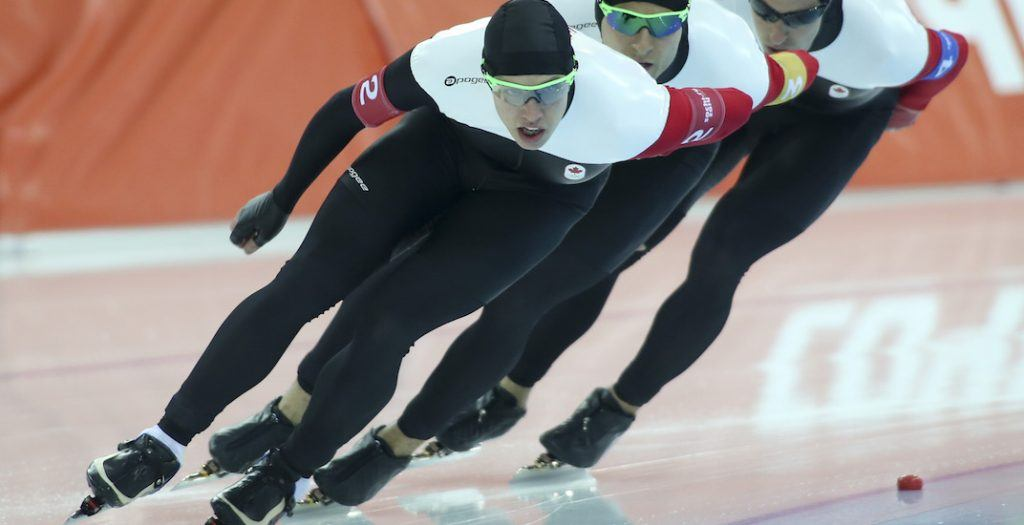 speed skating team pursuit 2014 sochi olympics