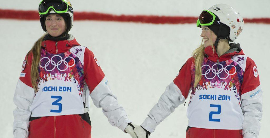 dufour-lapointe-gold-silver-olympics