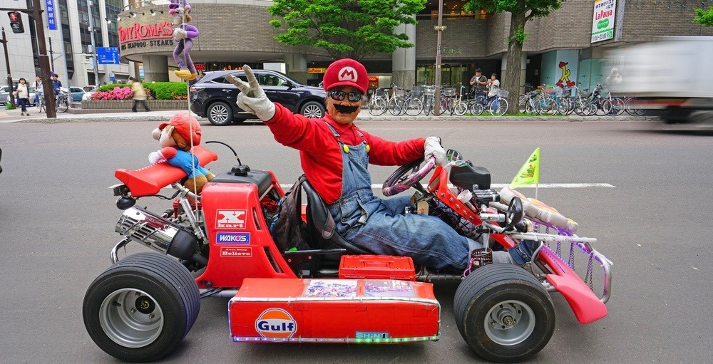 Omg Real Life Mario Go Karting Is Coming To Toronto Listed