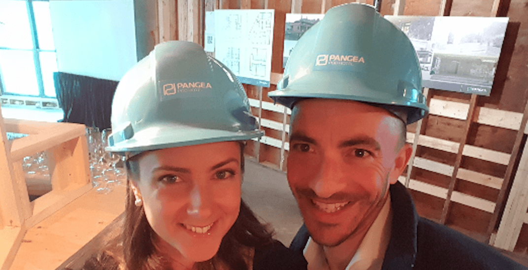 Co-founders of Whistler's Pangea Pod Hotel bring a world of experience