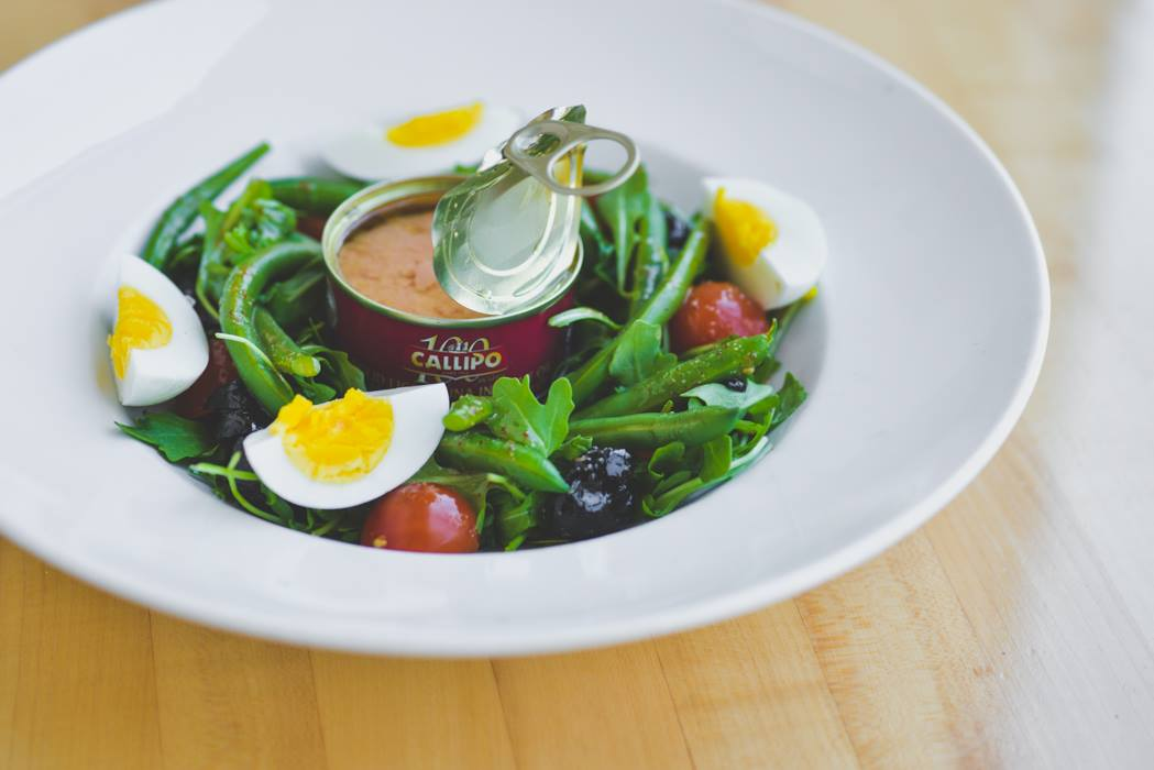 Paese Ristorante italian salad nicoise