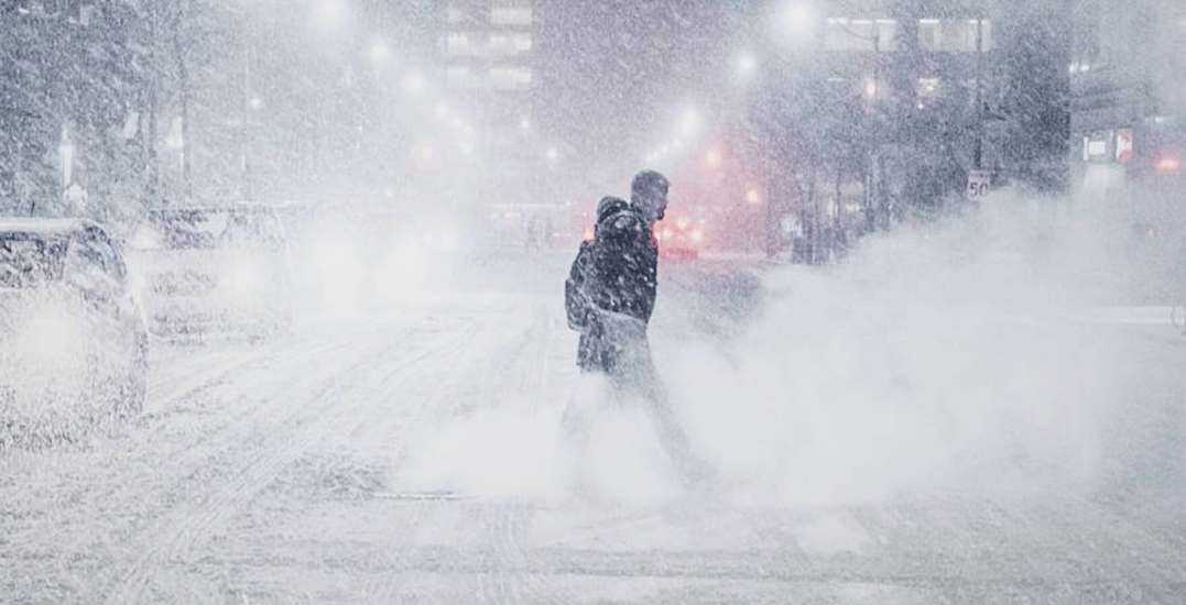 Toronto expected to be hit with up to 15 cm of snow