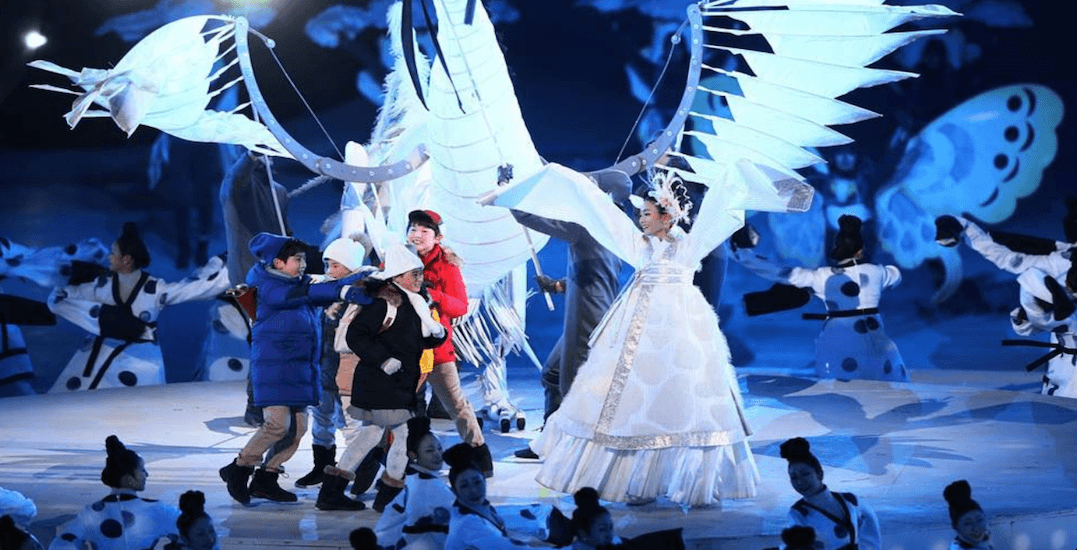 Everything you missed from this morning's (way too early) Olympic Opening Ceremony (PHOTOS)