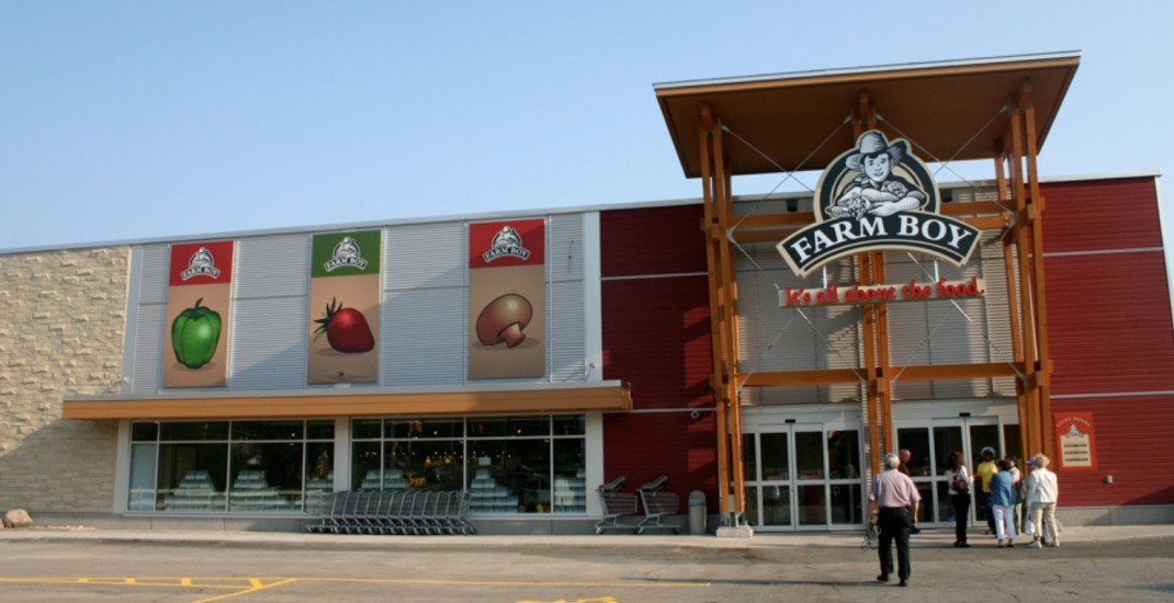 Farm Boy is plotting a grocery store location on Toronto's east side